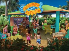 Aquatica Pass Member Pavilion will open just in time for spring break at SeaWorld Orlando