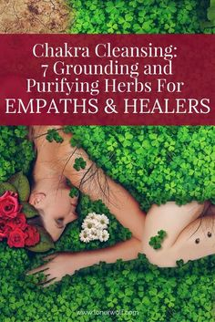 Learn how to cleanse your stagnant and murky energy with these 7 simple herbs!