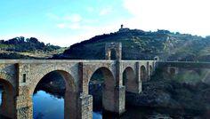 Alcántara, more than a bridge