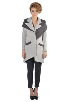 Browse Helsinki Coat and more from Alise Aleksandra at Wolf & Badger - the leading destination for independent designer fashion, jewellery and homewares. Helsinki, Normcore, Coat, Designers, Jackets, Fashion Design, Style, Down Jackets, Swag