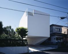 Dancing Living House by Junichi Sampei