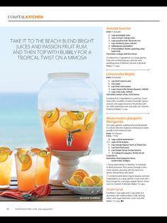 from Coastal Living magazine July '13
