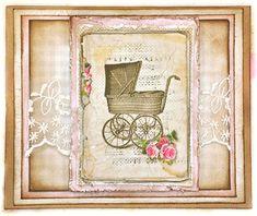 Krok po kroku z Jennifer: blejtram - Step by step with Jennifer: canvas Tiny Miracles, Am In Love, Romantic, Canvas, Rose, Summer, Inspiration, Beautiful, Collection
