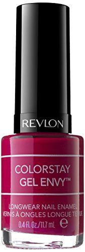 Nail Color Summer Revlon Colorstay Gel Envy Longwear Nail Enamel - Roulette Rush (620) - 0.4 oz ** Be sure to check out this awesome product.