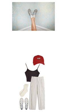 """feel like a brand new person"" by acvrl ❤ liked on Polyvore featuring Madewell, Urban Outfitters, ASOS and Falke"