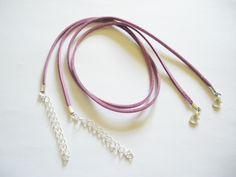 10 pcs 3mm x 5m Micro Fibre Cordon Cordon Cordon Cordon Cordon Cordon Cordon pour Bracelet Collier Perles Bijoux Fait Main DIY Artisanat 10 couleurs