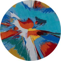 Damien Hirst http://www.loughrangallery.co.uk/artists/damien-hirst.aspx