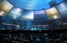 Immersive Projection Dome