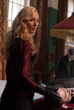 Victoria Smurfit as Lady Jane Wetherby in Episode 9 of Dracula - sky.com/dracula