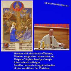 Capturador de Imágenes: DOMINGO 29 DE DICIEMBRE OCTAVA DE NAVIDAD SAGRADA FAMILIA: JESÚS, MARÍA Y JOSÉ. LITURGIA EUCARÍSTICA