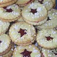 Mormor's Syltkakor – Grandmother Johnson's Jelly Cookies