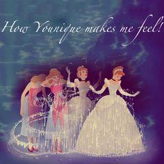Cinderella loves Younique! (:http://www.lavishlipsandlashes.com