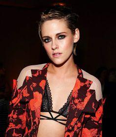 Kristen Stewart - ELLE's 24th #AnnualWomenInHollywood Celebration on #October16th  #AntonioBerardi #bridgetbragerhair #taraswennen #jamiegreenbergmakeup #ELLEWIH