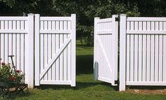 Image result for stunning maintenance free fencing images