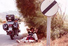 Sosta di Lidia in Corsica