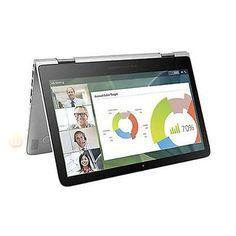 """HP SB SPECTRE PRO X360 G2 Notebook i7-6600U 8GB RAM 256GB SSD 13.3"""" X5G76UT#ABL"""