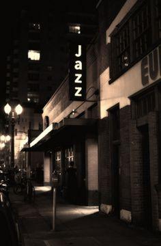 "Gorgeous photo of unidentified jazz club by Scott Withers… ""Jazz"" (by Scott Withers Photography) Jazz Art, Jazz Music, Music Love, Free Jazz, Jazz Poster, Cool Jazz, Night Vibes, Jazz Club, Music Aesthetic"