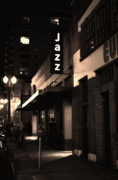 Gorgeous photo of unidentified jazz club by Scott Withers