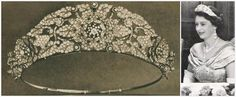 From Her Majesty's Jewel Vault: The Nizam of Hyderabad Rose Brooches and Necklace