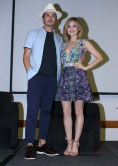 Lucy e Tyler