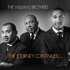 """Few gospel groups can equal the Williams Brothers of Jackson MS,  in terms of longevity and popularity. The trio dates back to 1960, when Doug and Melvin's father, the late Leon """"Pop"""" Williams founded the group. In April 1991, Melvin, Henry and Doug decided to merge musical talent with industry expertise to form their own label dedicated to spreading the good news of Jesus Christ through anointed music."""
