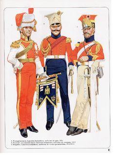 Uniformes Militares Napoleónicos