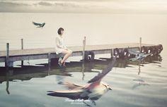 Pájaros de Papel.  https://www.facebook.com/bennymalkowski/photos/a.250099378514449.1073741828.250087691848951/281200678737652/?type=1&theater