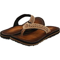 1aea08828f82 Clark Flip Flops Leather Flip Flops