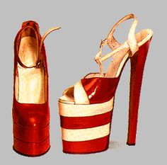 1970s we wore these,, and I think because we were young, it was ok,, NOW  and since after 50,,, No Way!!!!!!