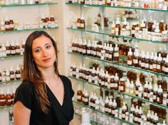 Cécile Zarokian's |  French Perfumer's Workshop