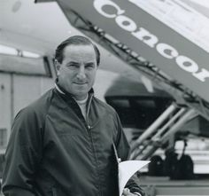 Pilot Brian Trubshaw 1924-2001