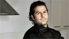 Omar Allibhoy- Amazing Spanish chef and also not particularly difficult on the eyes...as luck would have it ;-)