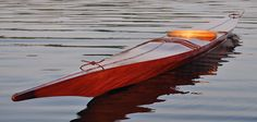 East Greenland Kayak... hopefully my next project