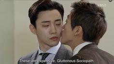 From kdrama Chief Kim Asian Actors, Korean Actors, Seo Dae Young, Chief Kim, Top Korean Dramas, Kdrama, Namgoong Min, Drama Funny, Lee Junho