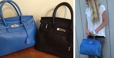 Designer Inspired Hermes Handbags! 4 Beautiful Colors!