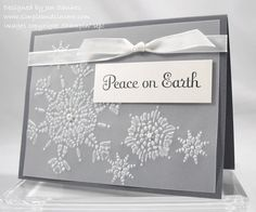 Simple & Sincere: Northern Flurry Christmas