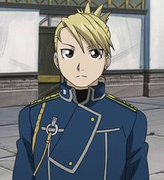 I just got result 'Riza' on quiz 'Which FMA character are you most like?