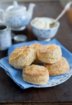 Einfaches Scones Rezept, weil ich sie einfach so sehr mag!?von Aur?lie Bastian ?www.franzoesischkochen.de