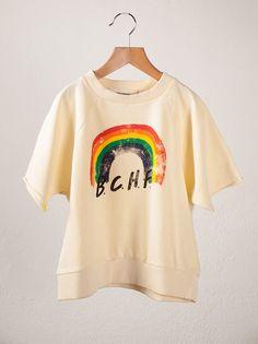 Kol Kid : Bobo Choses Rainbow Fame Sweatshirt - SS1499
