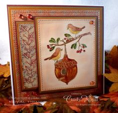Angel's Landing Autumn Tweetings by csroyal - Cards and Paper Crafts at Splitcoaststampers