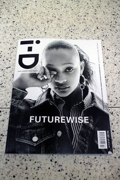 """...4me4you... - IN """"Camden News"""" store to see""""i-D"""" magazine"""