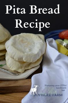 Pita bread is just the right size for a sandwich.  Better than a bun, it doesn't get soggy when loaded down with tzatziki, hummus, or lamb and hot sauce.  Pita bread is a must for gyros and schwarma.  And it's pretty quick to make.  You don't even need to wait for the bread to rise a second time before you bake it.