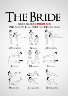 The Bride Workout