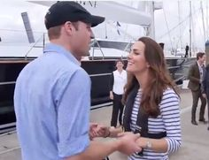 Will and Kate holding hands #katemiddleton
