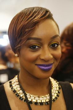 Hey, Good Looking: Beauty at The Makeup Show - Slideshow