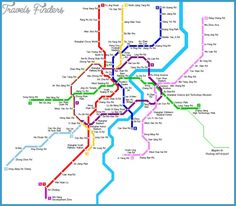 Shanghai Subway Map - http://travelsfinders.com/shanghai-subway-map-2.html