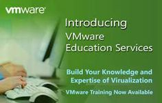 A virtual machine is a computer application that resides on a server which simulates hardware to an operating system running as a process on a host system. . Currently VMWare Technology s Booming in IT Field. So Get VM Ware Training and Bright your Future