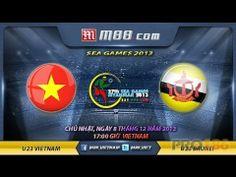 Sea Games 27 - U23 Vietnam 3 - 0 U23 Brunei ( Hiep 1 )   Half-Time Highl...
