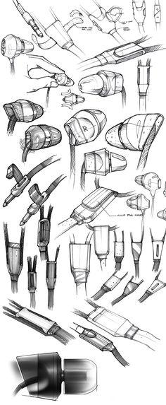 NR-001 - Alex Calachan | Industrial Designer