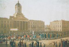 Inauguration Guillaume I - Inhuldiging Willem I  1815 (Vorsten van Nederland / Arnout van Cruyningen, 2009)